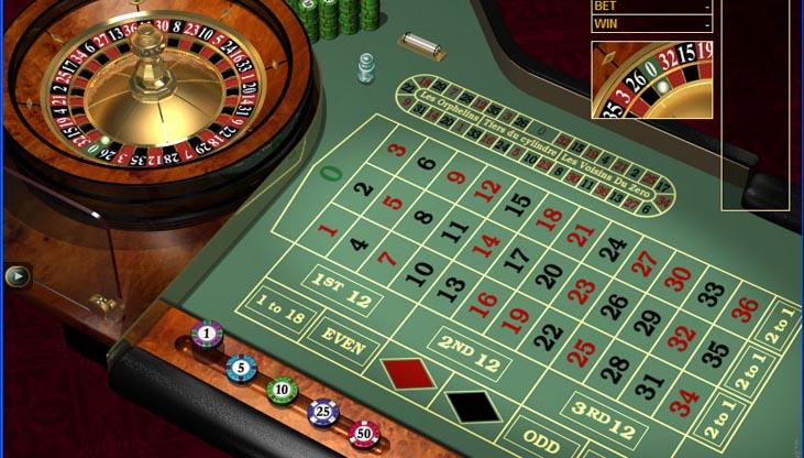 قواعد لعبة الروليت 555994