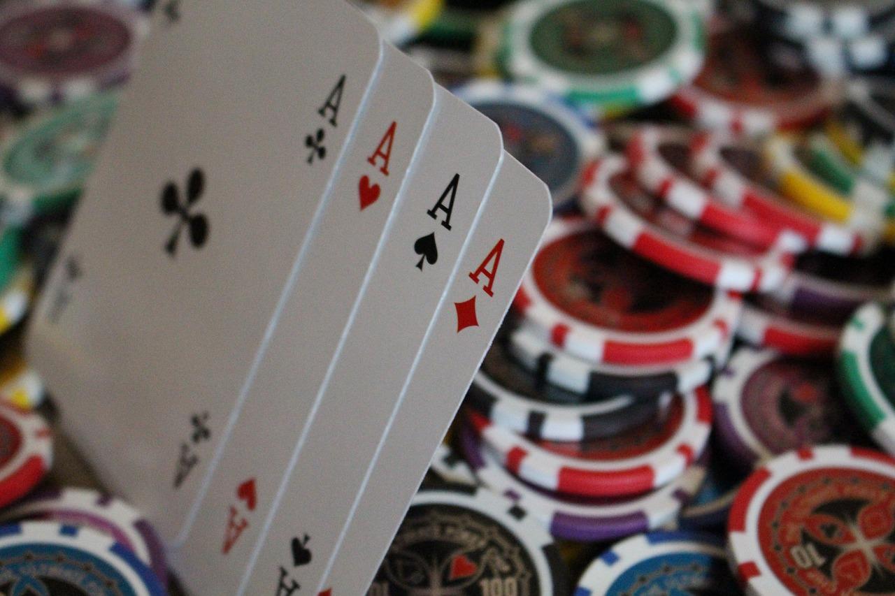 لعبة بوكر 350909