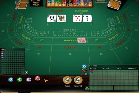 كيفية لعب باكارات 108449
