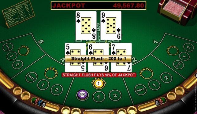 لعبة البوكر 239237