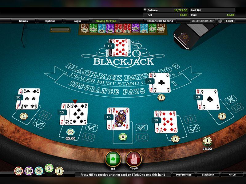 إستراتيجيات البلاك جاك 58650