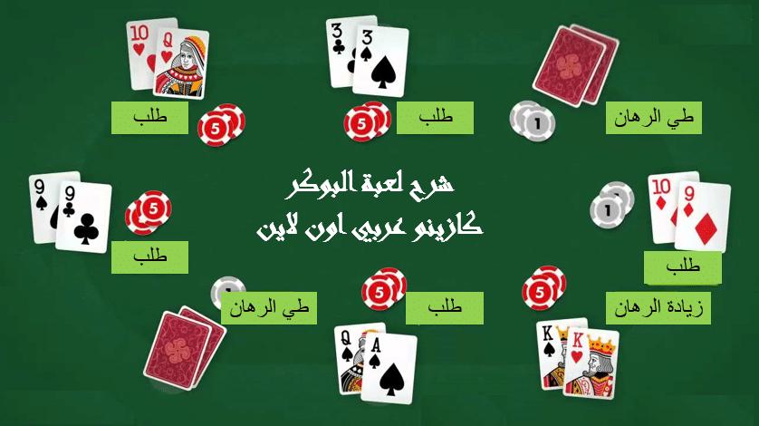 اسماء لعبة الورق 752759