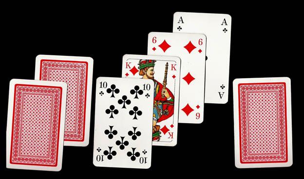 طريقة لعب البوكر 866551
